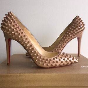 CHRISTIAN LOUBOUTIN PIGALLE SPIKE