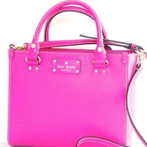 HOST PICK!!! Pink leather Kate Spade Purse