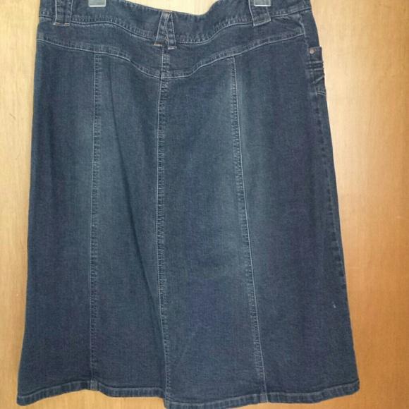 60 style co dresses skirts knee length denim