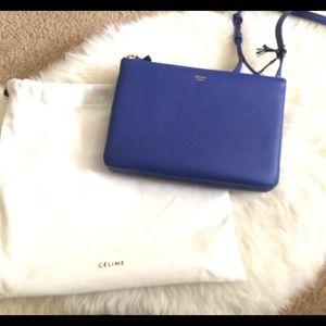 25% off Celine Handbags - Sold��Celine Medium pocket clutch bag ...