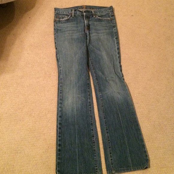 7 for all mankind 1 day sale 7 for all mankind jeans from elena 39 s closet on poshmark. Black Bedroom Furniture Sets. Home Design Ideas