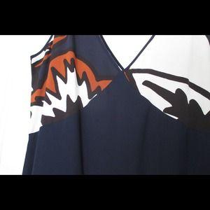 Diane von Furstenberg Dresses - Diane von Furstenberg DVF abstract dress 8
