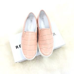 Report Shoes - Report Croc Slip On Sneakers