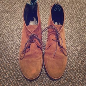 charles david suede shoes