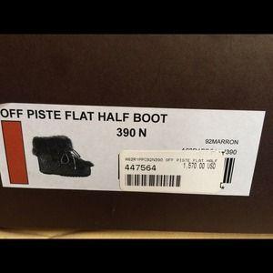dd884e3c881d Louis Vuitton Shoes - Louis Vuitton Off Piste Half Boot size 39