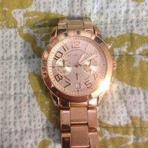 Michaels Kors Women's chronograph watch