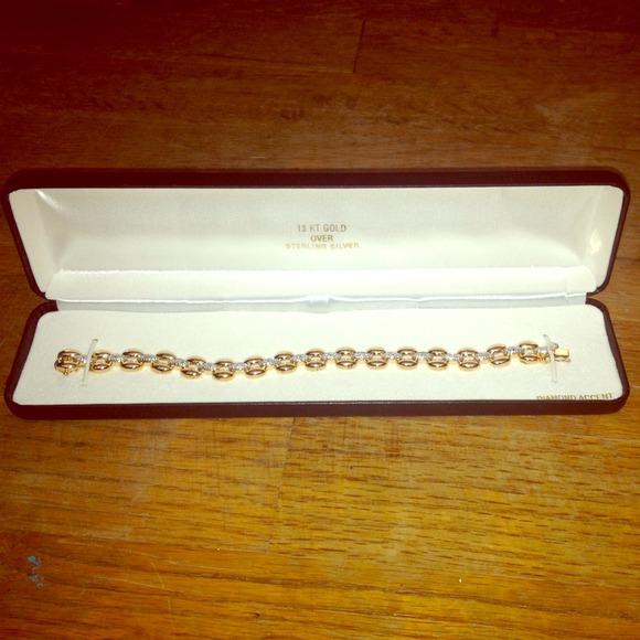 off Macy s Jewelry SALE ❗ 18 karat gold & diamond