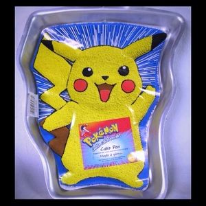 Pikachu Cake Mold Recipe