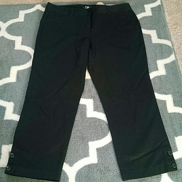 Loft Original Crop Pants