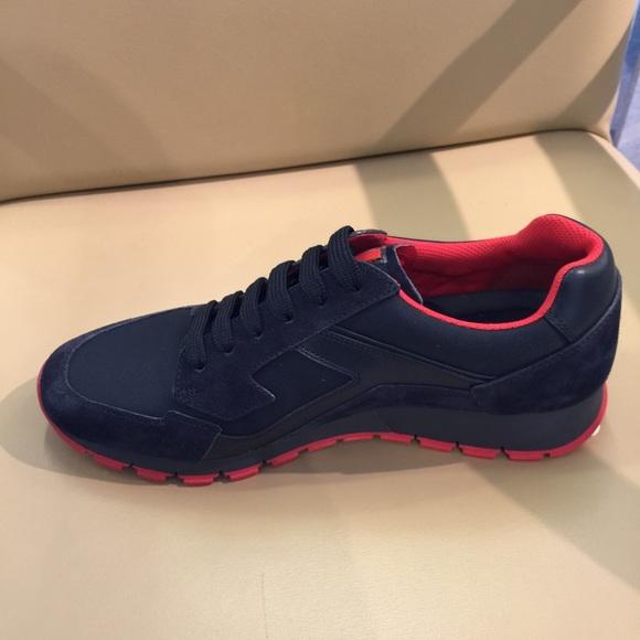 Prada sneakers for men c6ded5655ea6