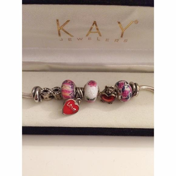 761f62f81 Pandora Bracelet Kay Jewelers