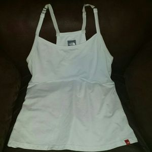 North Face workout tank