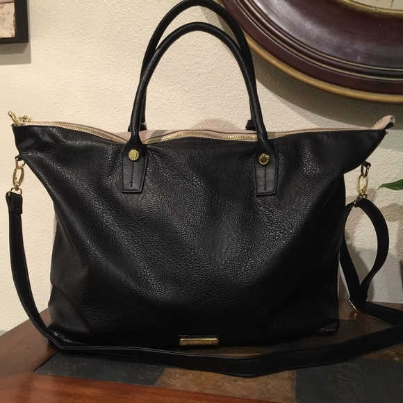 29% off Steve Madden Handbags - Steve Madden Color Block Large ...