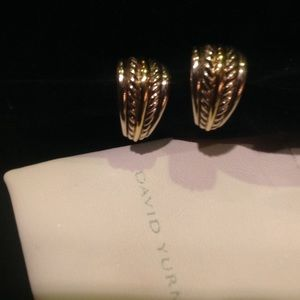 Authentic David Yurman Earrings