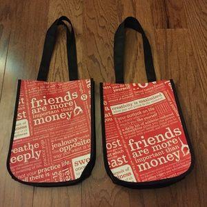 2 lululemon bags