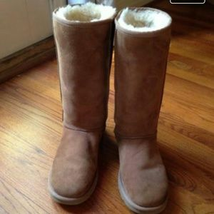 Ugg Tall Classic Boots in Chestnut Size 6