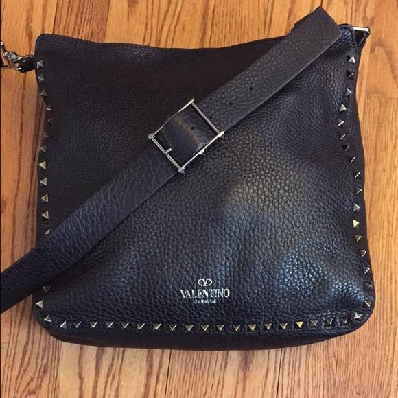 3483aee133df Valentino Rockstud Crossbody Bag. M 54d4c035ea3f3623510066df