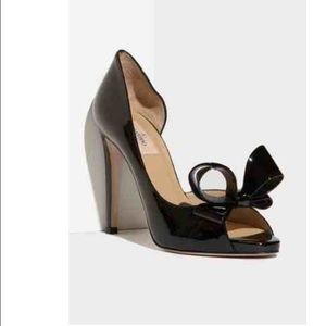 Valentino Shoes - Valentino Couture Bow d'Orsay Pump