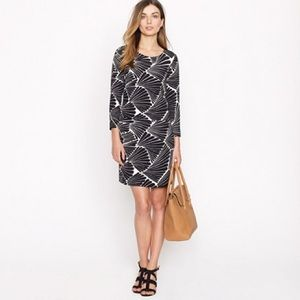 J.Crew Jules Dress in Fanfare