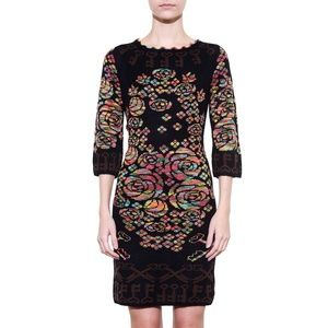 Key Dress - Black