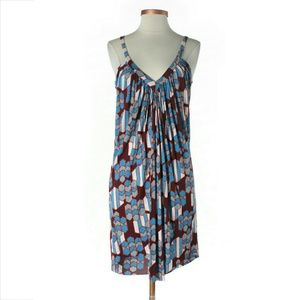 T-Bags Dresses & Skirts - T-Bags Pattern Sleeveless Dress