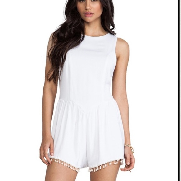 568d8bf20997 For love   lemons white romper