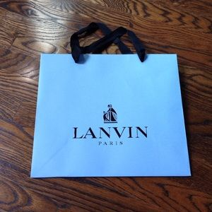 Lanvin Accessories - Lanvin Shopping Bag