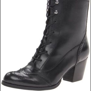 SALE!!!  Oxford Lace Up Leather Bootie