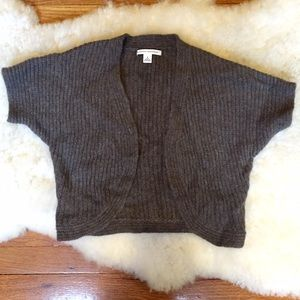 Banana Republic Sweaters - Banana Republic Wool & Angora Sweater Shrug