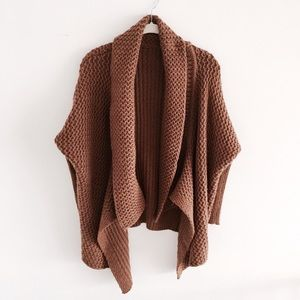 Cozy Drapy Knit Sweater