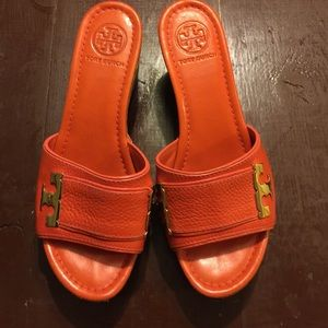 ⚡️SALE⚡️Tory Burch Wedges Size 8