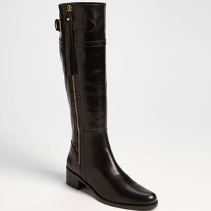 L.K Bennett leather riding boot