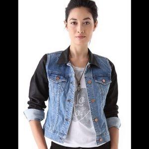 J Brand Slim Fit Jacket