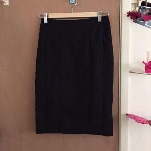 h&m • pencil skirt