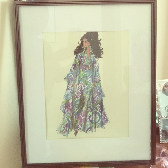 Accessories | Barbie Wall Art Framed | Poshmark