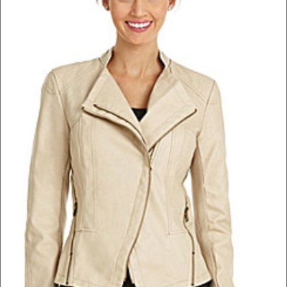 63% off Steve Madden Jackets & Blazers - Steve Madden light tan ...
