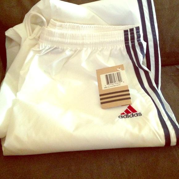 649e30a042db Adidas Mens XL Wind Pants
