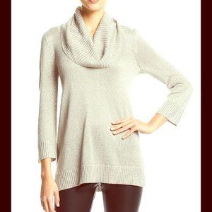 ❗️CUPIO Loose Knit Turtleneck Sweater