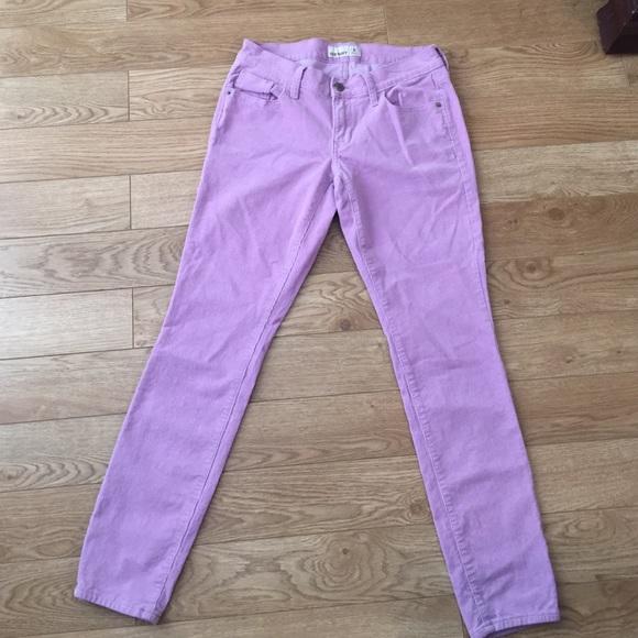 0d8def7216cda6 Light purple corduroy pant. M 54d689ab56b2d60c8201359e
