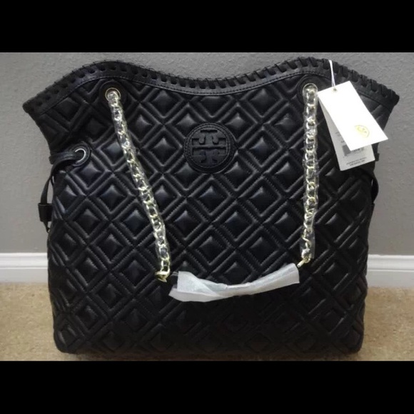 31% off Tory Burch Handbags - NWT Tory Burch Marion Slouchy ... : tory burch quilted tote - Adamdwight.com