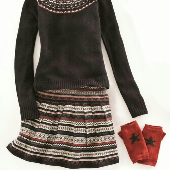 55% off Vera Wang Dresses & Skirts - Vera Wang Fair Isle sweater ...