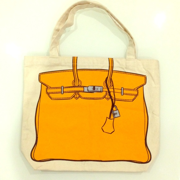 2a066db16e226d My Other Bag Bags | Hermes Birkin Canvas Tote | Poshmark