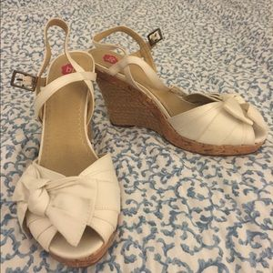 Nordstrom BP wedge shoes.