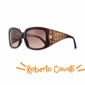 Roberto Cavalli Accessories - 🌺️8x HOST PICK🌺CAVALLI LASER DETAIL SUNNIES