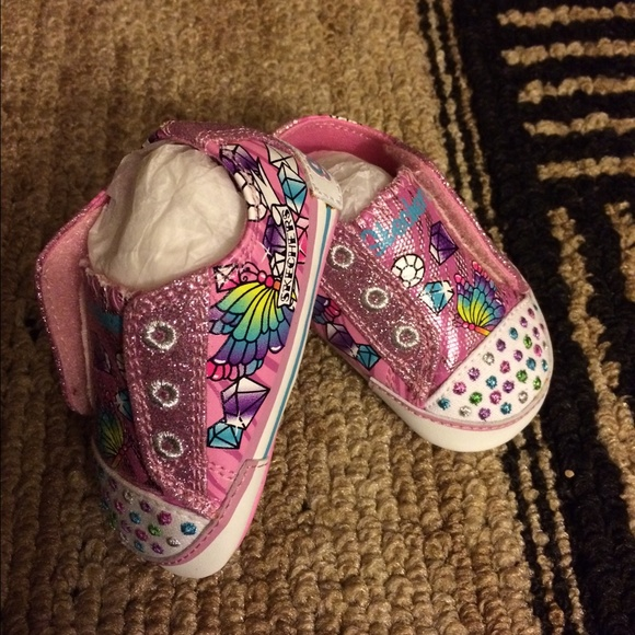 Skechers Shoes | Twinkle Toes By Nwt