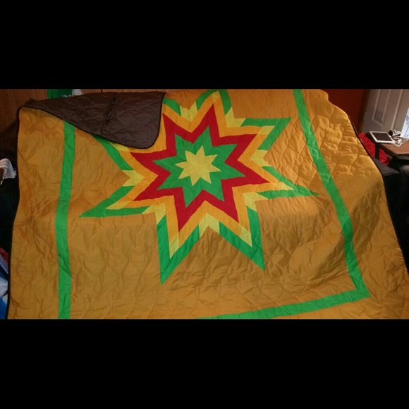 Other Native American Star Quilt Poshmark