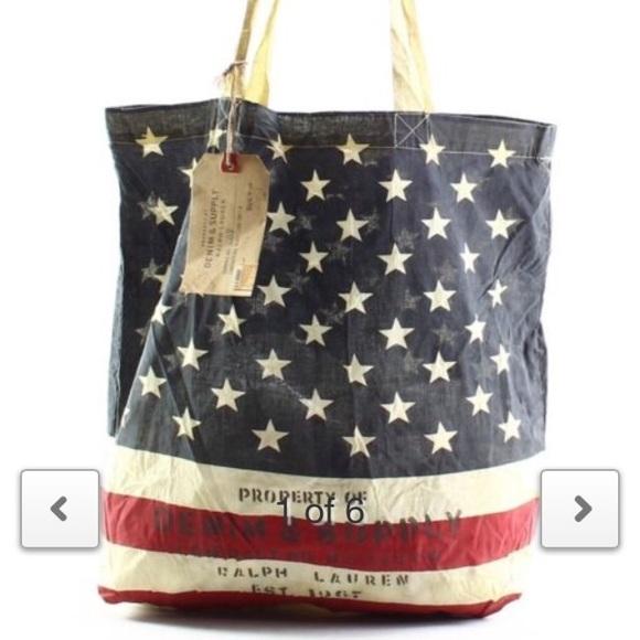 63f2512e9807 Denim   Supply NEW Stars   Stripes American Flag
