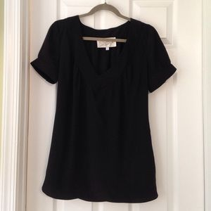 Rory Beca black top with pockets