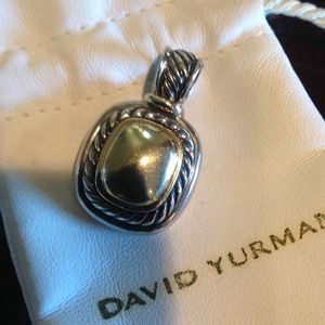 Authentic David Yurman Pendant