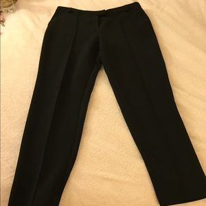 Topshop track pants black US8